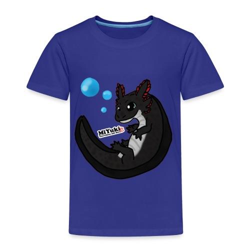 Schwimmender Ohnezahn Kindershirt - Kinder Premium T-Shirt