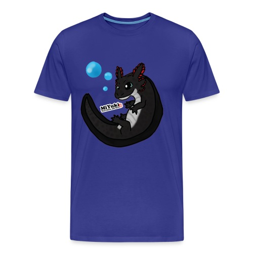Schwimmender Ohnezahn Männershirt - Männer Premium T-Shirt