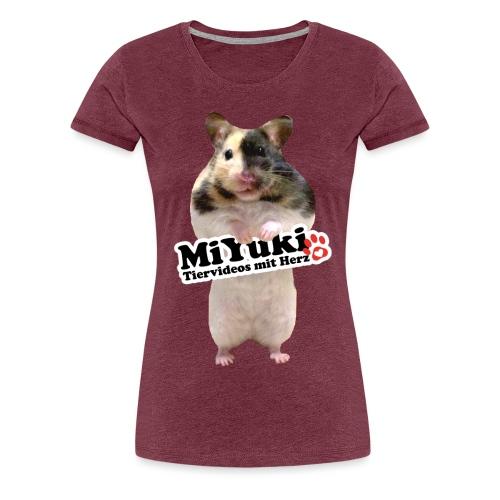 Trico Logo Frauenshirt - Frauen Premium T-Shirt