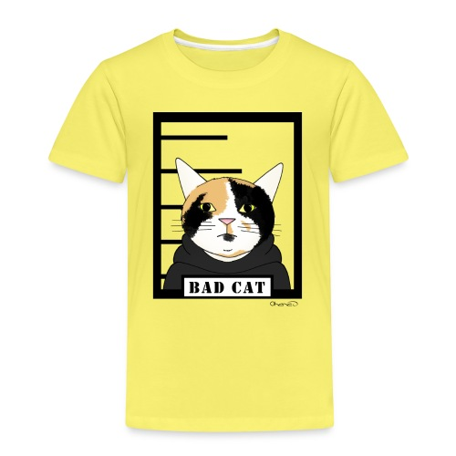 Bad cat - Kids' Premium T-Shirt