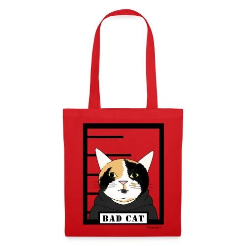 Bad cat - Tote Bag