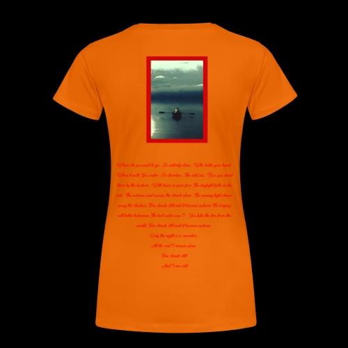 SAILOR - Frauen Premium T-Shirt