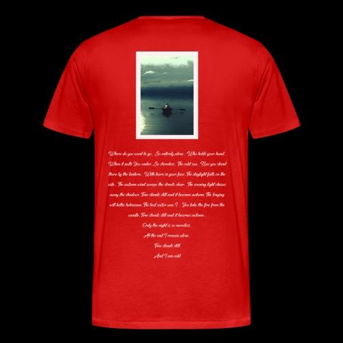 SAILOR - Männer Premium T-Shirt