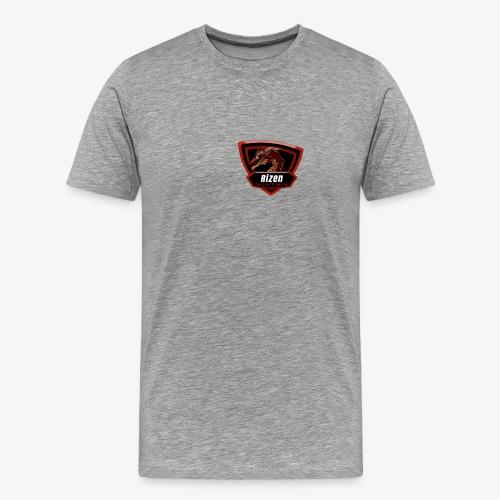 Men Rizen Short Sleeve T-Shirt - Men's Premium T-Shirt