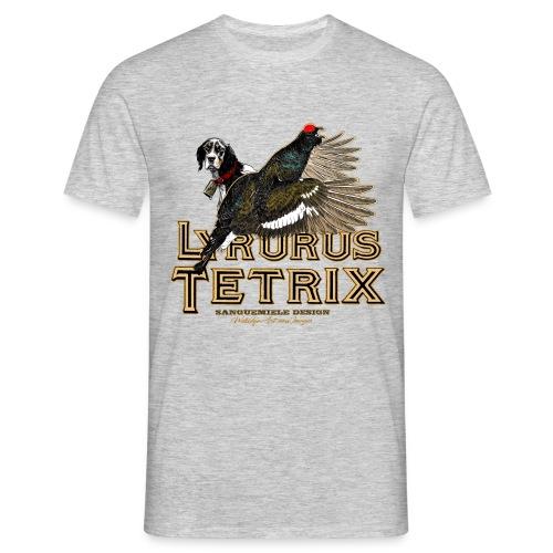 lyrurus tetrix - Maglietta da uomo