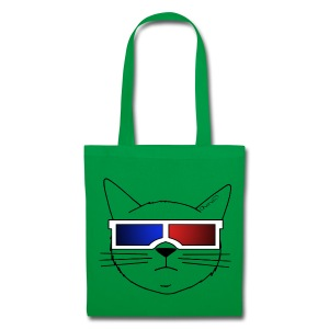 Cool cat - Tote Bag