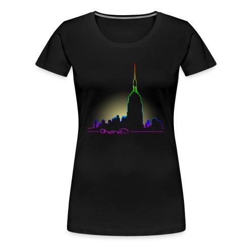 NYC - Women's Premium T-Shirt