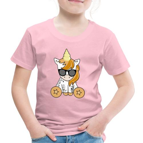"T-shirt enfant Licorne hipster"" - T-shirt Premium Enfant"