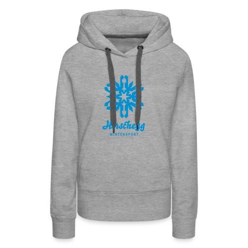 Farbe selbst aussuchen! Kapuzensweater - Frauen Premium Hoodie