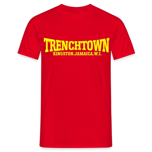 TRENCHTOWN - T-shirt Homme