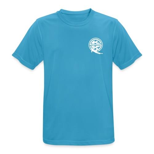 Funktionströja Herr - Andningsaktiv T-shirt herr