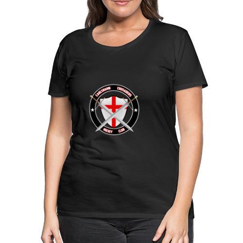 T-shirt, Dam - Premium-T-shirt dam