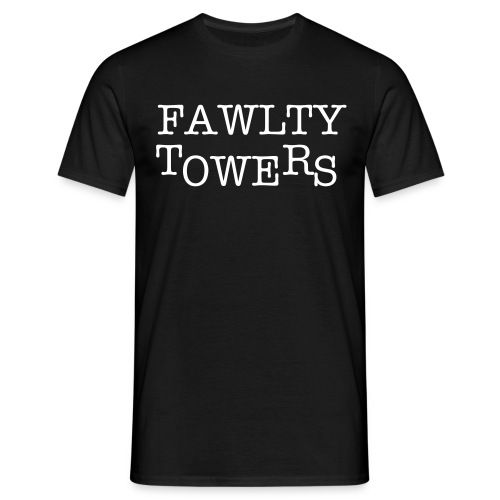 Fawlty Towers - Herre-T-shirt