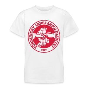 Logo - T-shirt - Barn - T-shirt tonåring