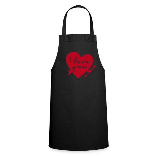 love love - Tablier de cuisine