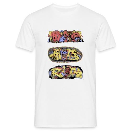 Sketch4 - Männer T-Shirt