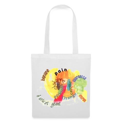 Fruits et Légumes - Tote Bag
