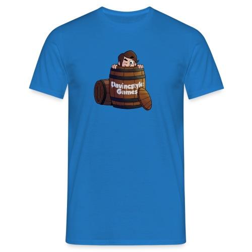 Vincent in Ton - Shirt (MAN) - Mannen T-shirt