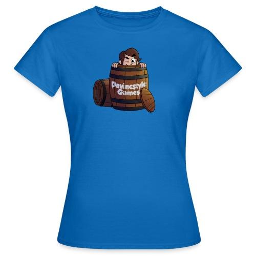Vincent in Ton - Shirt (VROUW) - Vrouwen T-shirt