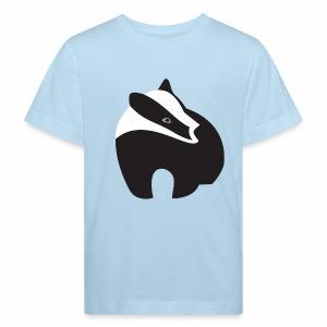 Kinder-T-shirt bio 'Logo das' - Kinderen Bio-T-shirt