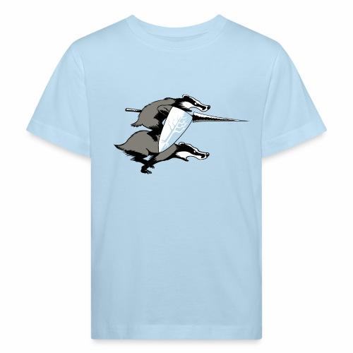 Kinder-T-shirt bio 'Ten aanval!' - Kinderen Bio-T-shirt