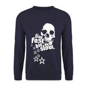 5 STAR - dIE slow - Men's Sweatshirt