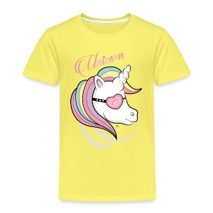 "T-shirt Enfant Unicorn"" - T-shirt Premium Enfant"