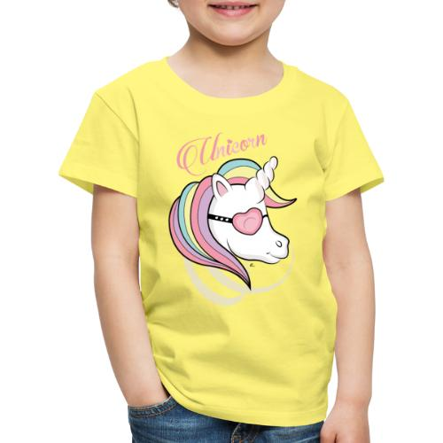 """T-shirt Enfant Unicorn"""" - T-shirt Premium Enfant"""