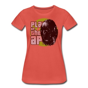 planet of the apes - Women's Premium T-Shirt