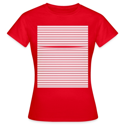 Jalousie - Frauen T-Shirt