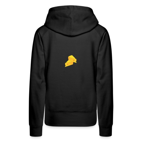 CheeseMates Sweater Black - Dames - Vrouwen Premium hoodie