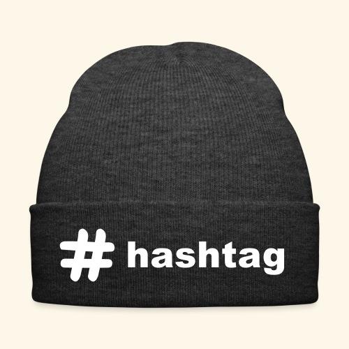hashtag - Wintermütze