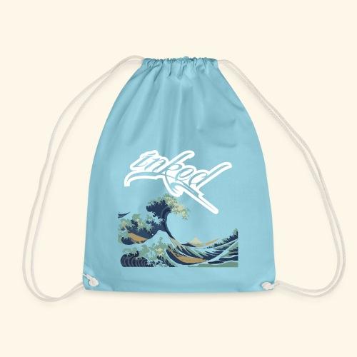 inked bag - Turnbeutel
