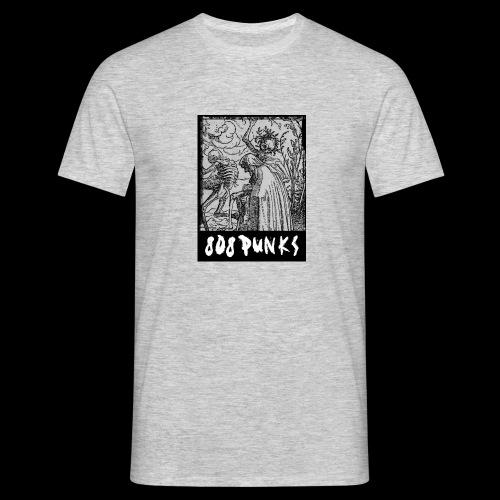 Mens Death Tales Tee - Men's T-Shirt