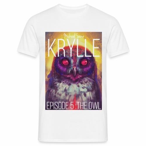 KRYLLE - OWL TSHIRT - T-shirt Homme