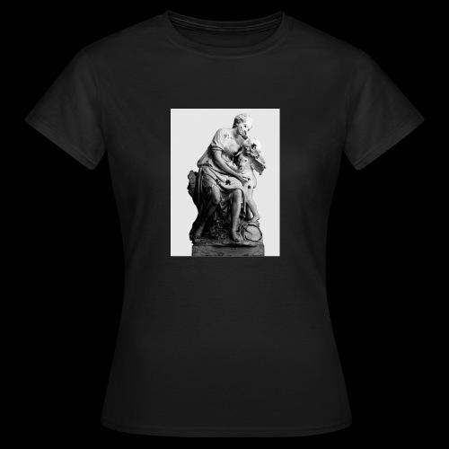 Womens Crying Statue Tee - Women's T-Shirt