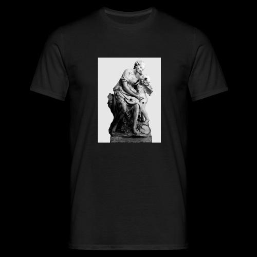 Mens Crying Statue Tee - Men's T-Shirt