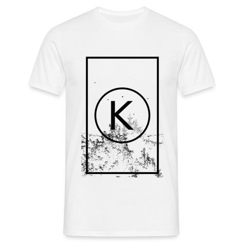 Shirt (m) Sternbild weiß - Männer T-Shirt