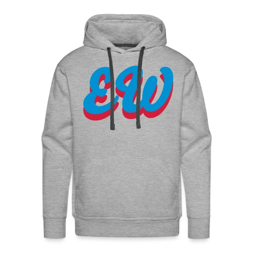 E Wear team hoody - Men's Premium Hoodie