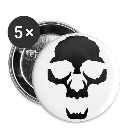 Badge Skull - Badge grand 56 mm