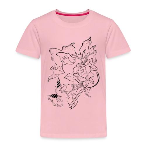 """T-shirt Enfant """"Belle au bois dormant"""" - T-shirt Premium Enfant"""