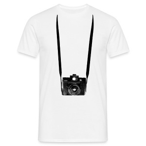 holga strap - T-shirt Homme