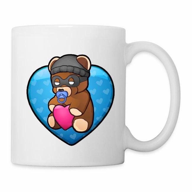 Bobby Bear - Cup!