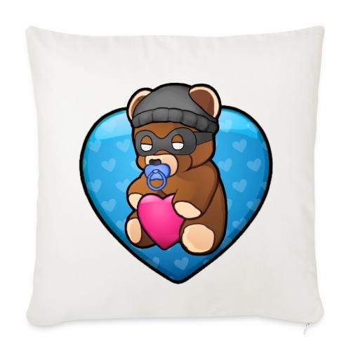 Bobby Bear - Pillow! - Sofa pillowcase 17,3'' x 17,3'' (45 x 45 cm)
