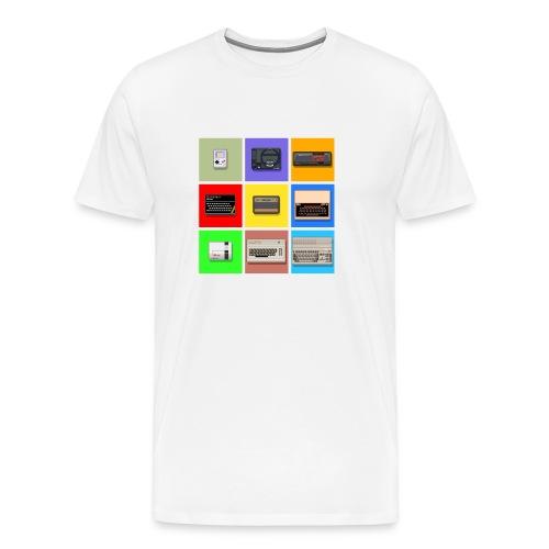 Vintage Systems - Men's Premium T-Shirt