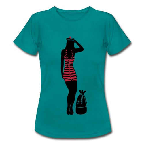 MARINIERE 1 - T-shirt Femme