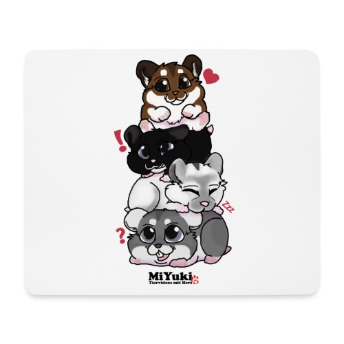Zwergenturm Mousepad (Querformat) - Mousepad (Querformat)