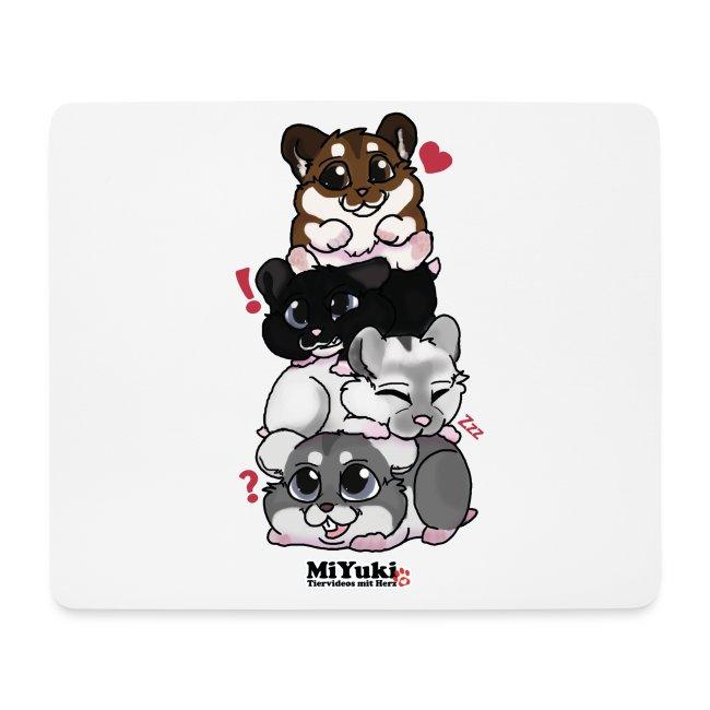 Zwergenturm Mousepad (Querformat)