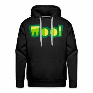 Wool (Liverpool Slang) Men's Hoodie - Men's Premium Hoodie