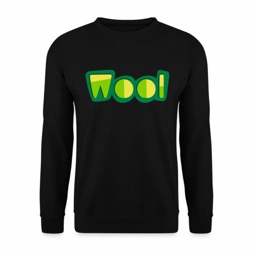 Wool (Liverpool Slang) Men's Sweatshirt - Men's Sweatshirt